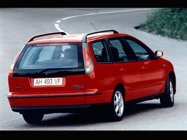 c2db4734e73 Fiat Marea Weekend. 1996 - 2001. Concessionari Fiat