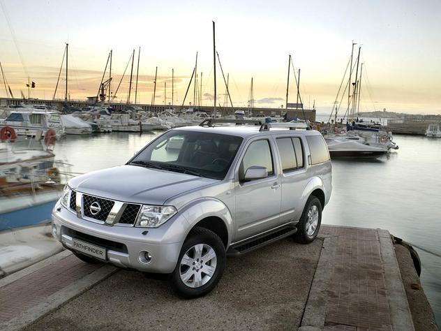 Nissan Pathfinder Recensioni Foto Video Dati Tecnici E Test