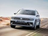 Foto Volkswagen Tiguan R-Line 2016