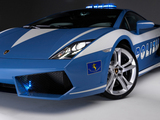 2009 lamborghini gallardo lp560 4 polizia section 1920x1440