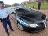 La GT in serie alla polizia australiana