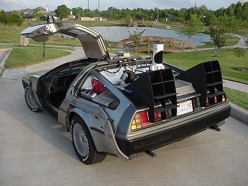 foto la vera auto del futuro auto del futuro. Black Bedroom Furniture Sets. Home Design Ideas